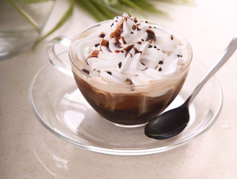 affagato coffee