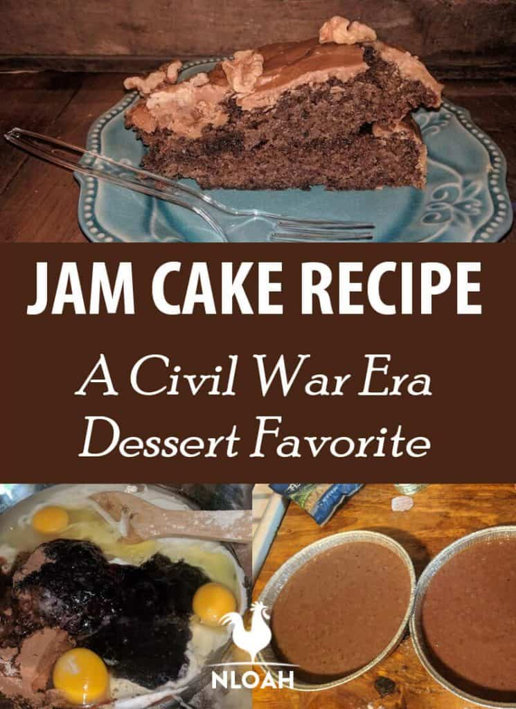 blackberry jam cake recipe pinterest