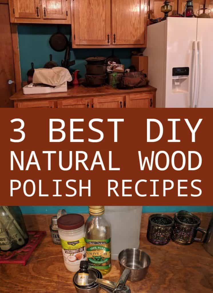diy natural wood polish recipes pinterest