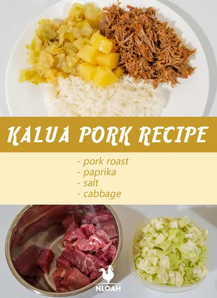 kalua pork recipe pinterest image