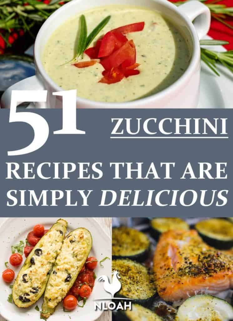 zucchini recipes pinterest