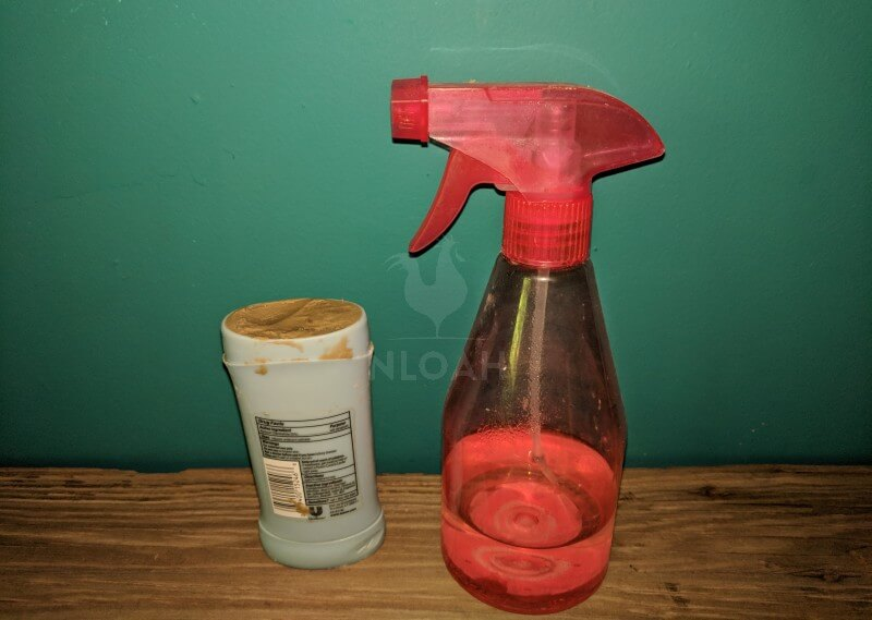 liquid and solid DIY deodorants