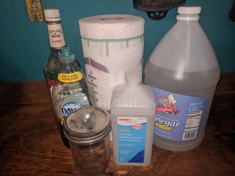 Diy Natural Disinfectant Wipes New Life On A Homestead