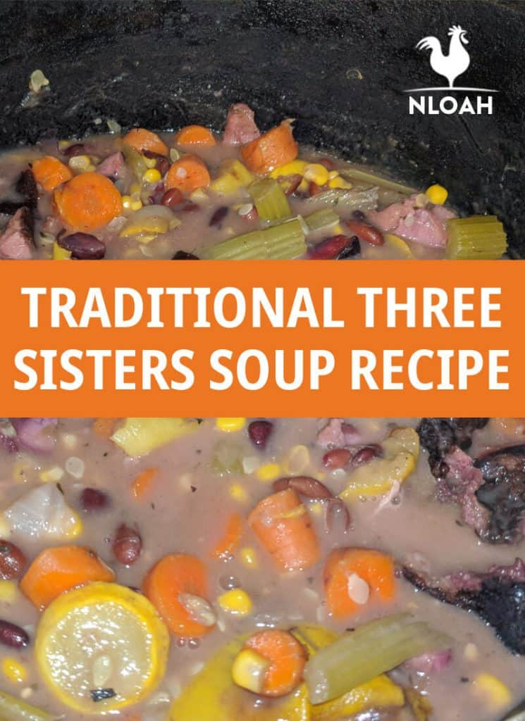 three sisters soup pinterest