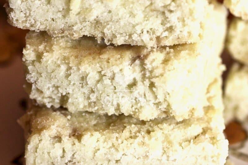 Scottish Shortbread close-up