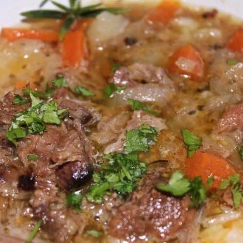 oxtail soup thumbnail
