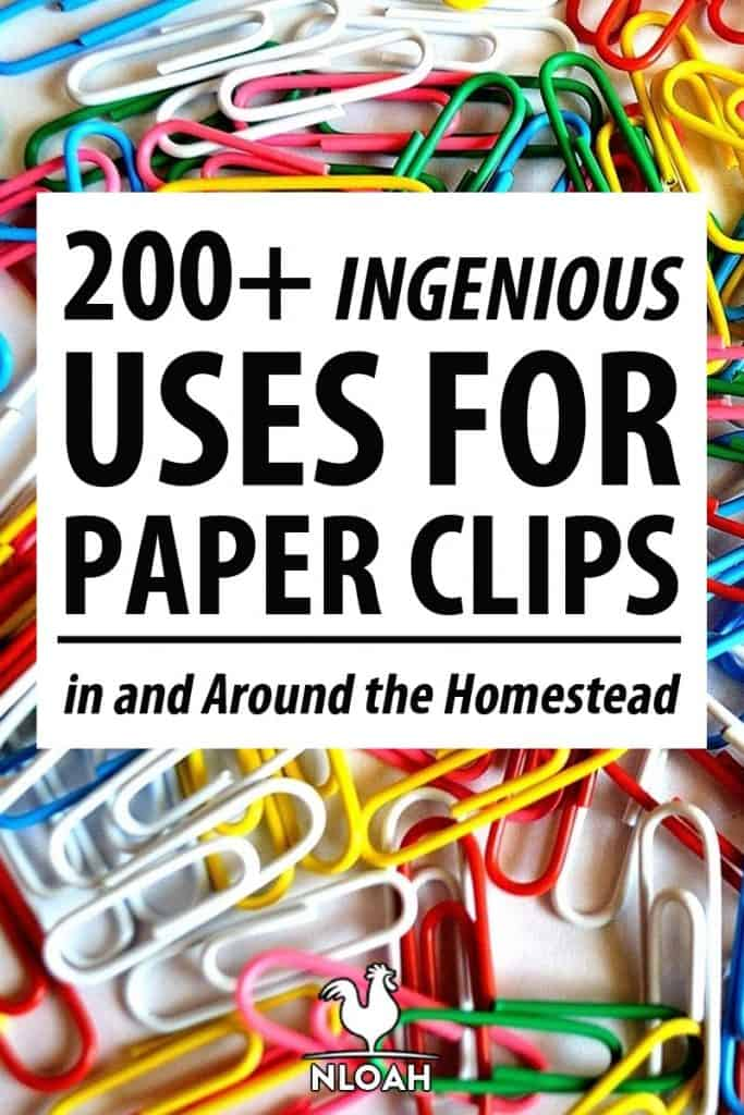 paper clip uses Pinterest