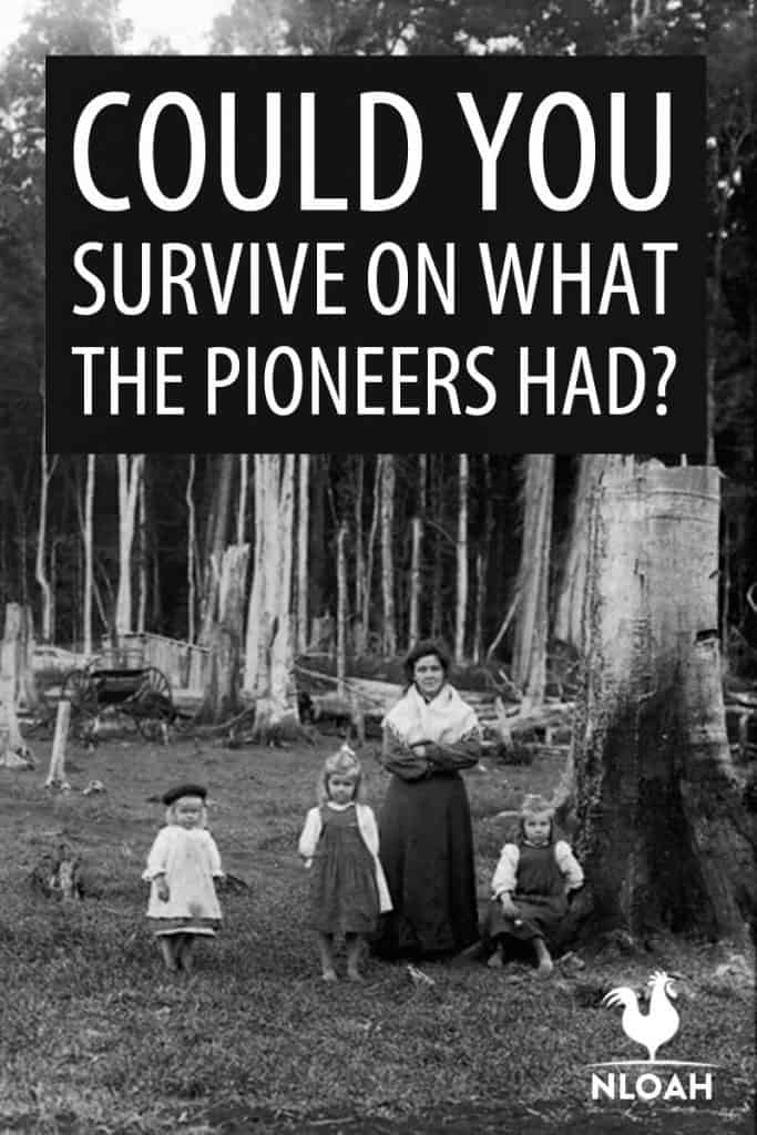 surviving like the pioneers Pinterest