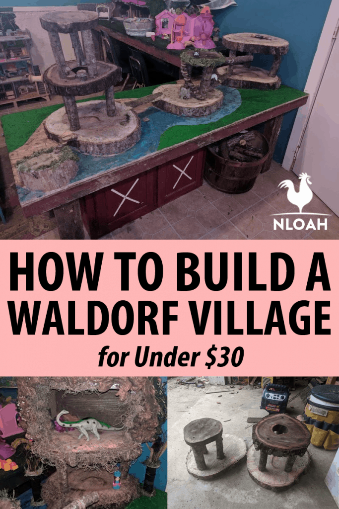 Waldorf village Pinterest