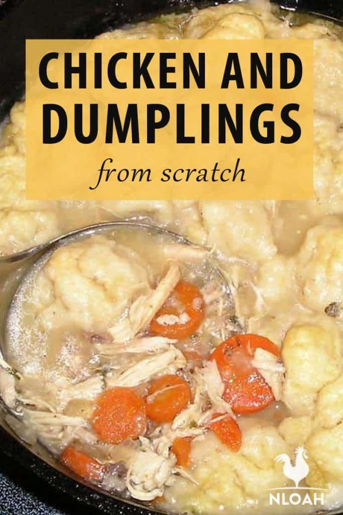 chicken and dumplings Pinterest