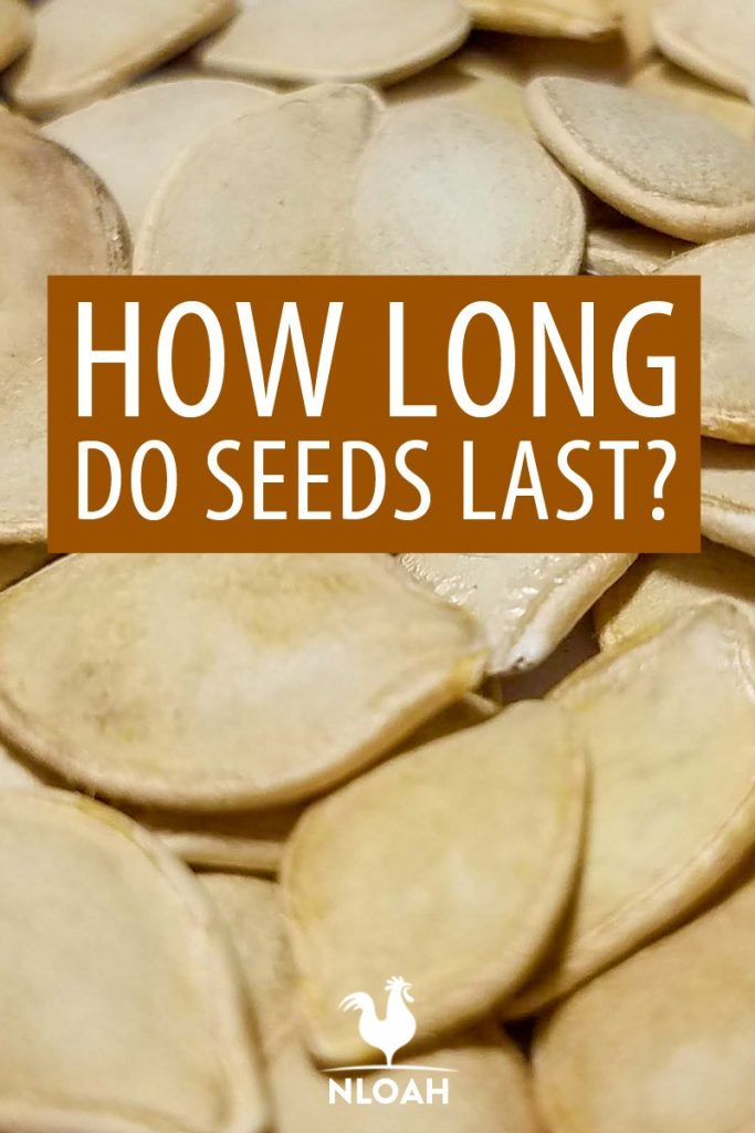 seeds shelf life Pinterest