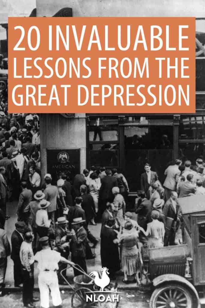 great depression lessons pinterest