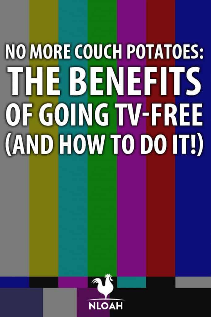 no more TV pinterest