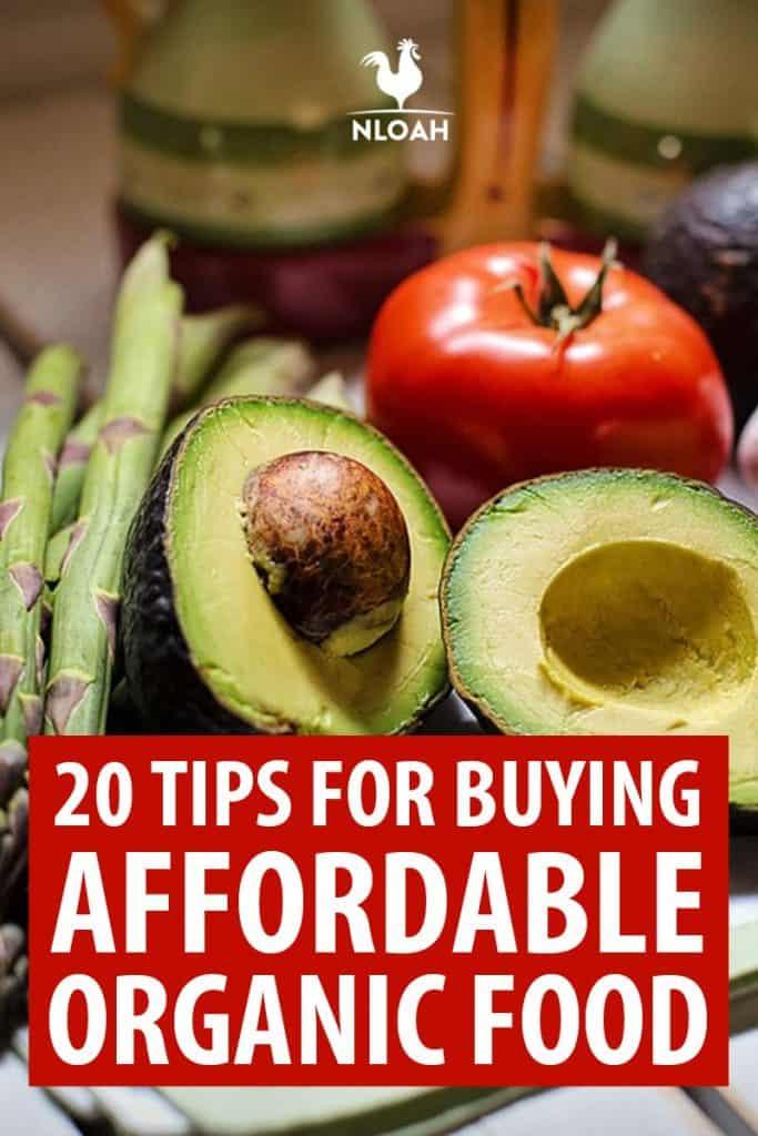 organic food tips pinterest