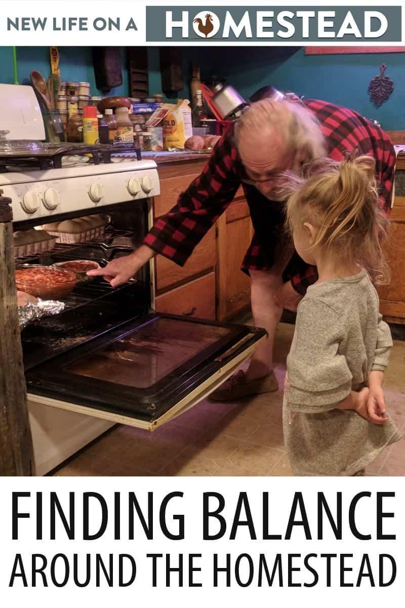 finding balance Pinterest image