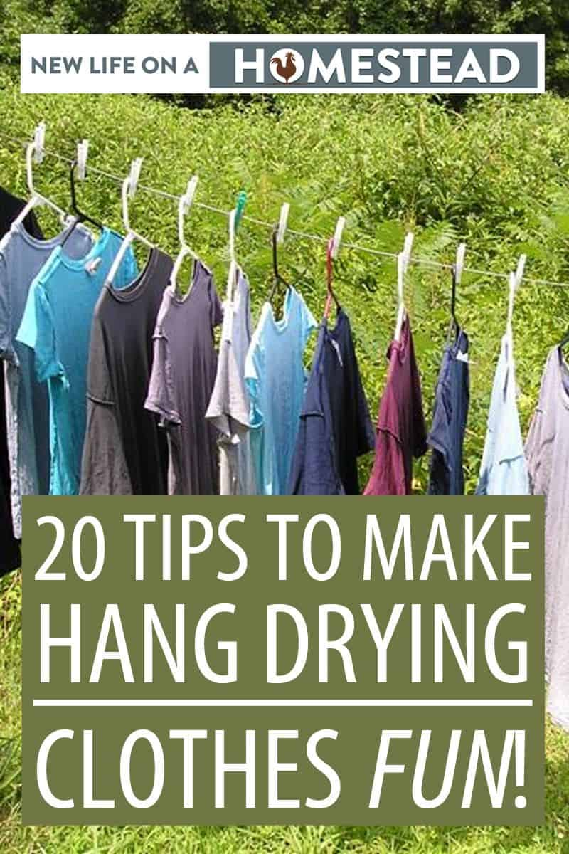 hang drying clothes pinterest
