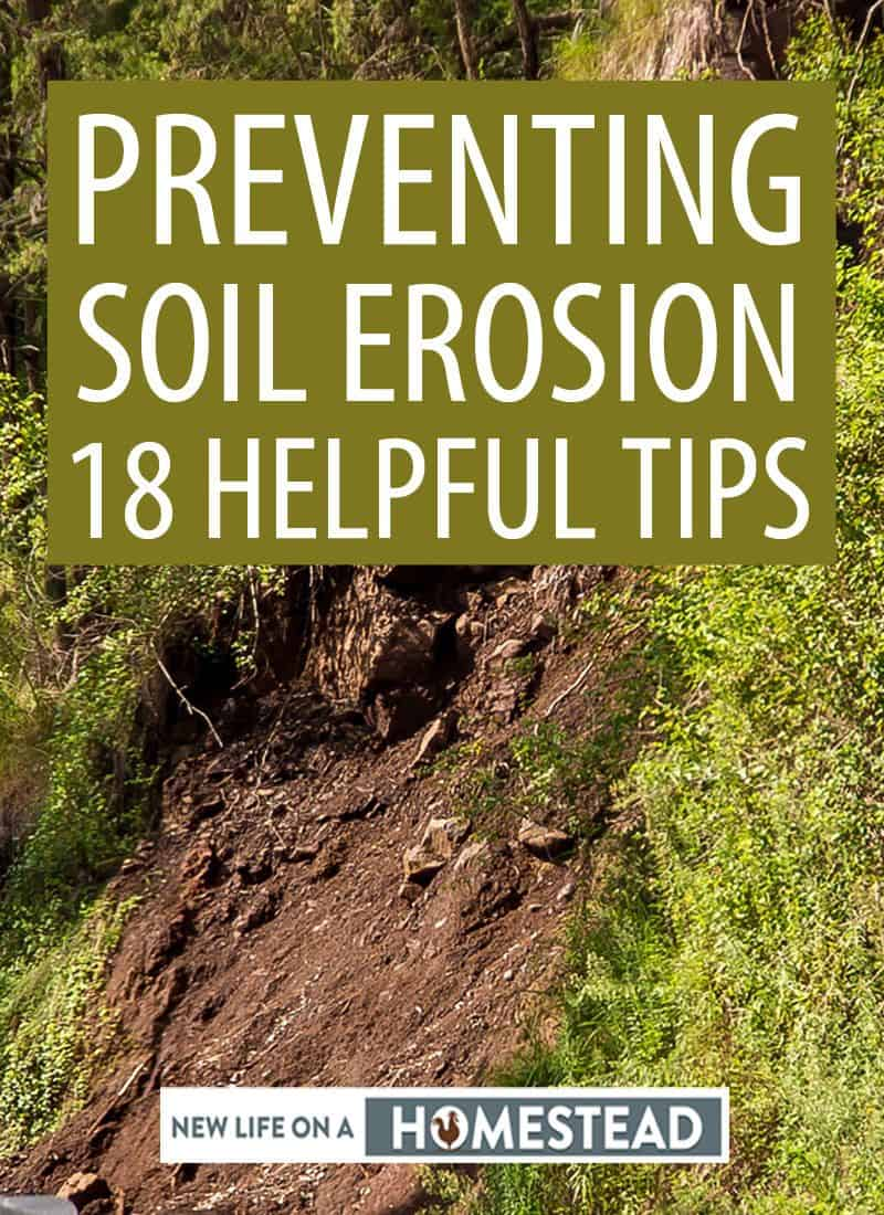 preventing soil erosion pin image 1