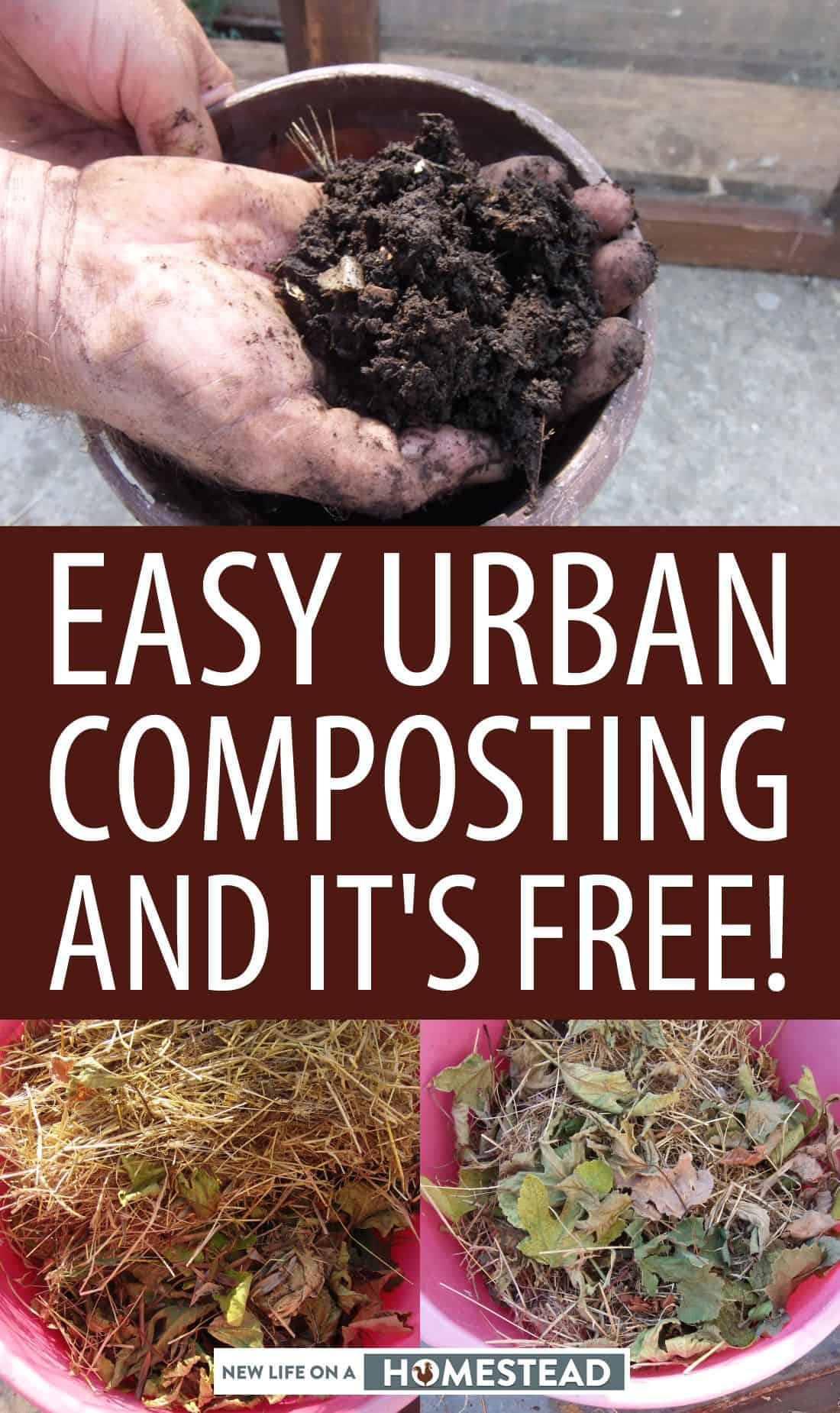 urban composting pinterest