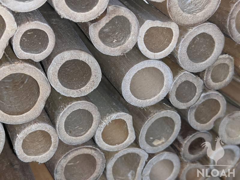 tubes close-up